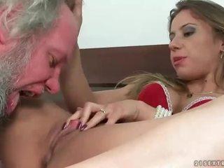หญิง punishing และ ร่วมเพศ a ตา