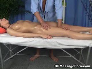free spoon nice, oil best, hot massage