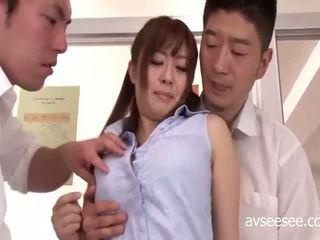 日本 更多, 所有 titjob 最好的, 大 bigboobs 看