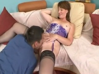 Orgasm from Aunt
