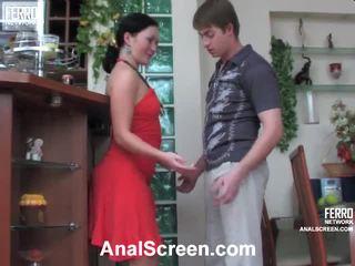 Gwendolen dhe arthur trullosëse anale film