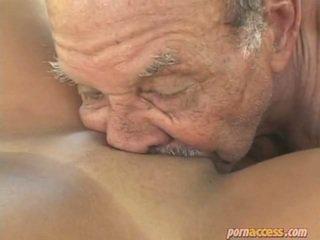 hardcore sexo, avó, avó
