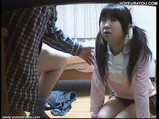 Японська школярка оральний секс tutorial
