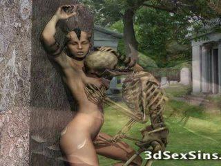3d creatures naida babes!