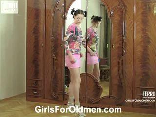 Melanie a ferdinand starý a immature video