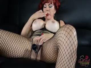 đồ chơi vui vẻ, bộ ngực to, miễn phí tóc đỏ mới