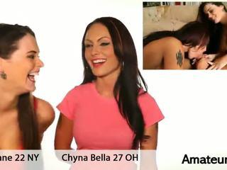 Chyna bella và tessa lane giới tính
