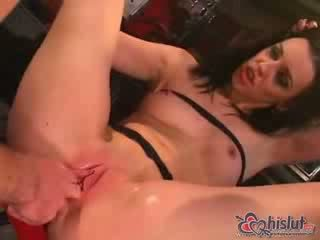 Deja daire loves to get her cunt fucked