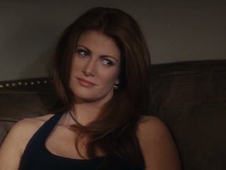 Angie everhart den stray