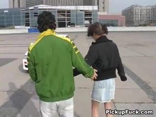 πραγματικότητα, νέος, κορίτσια pickup