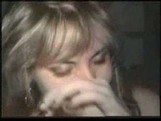 Homemade interracial gangbang blonde Video