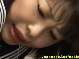 japanilainen, assfucking, persepanoja, anaaliseksiä