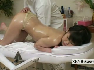 Subtitled topless japānieši skolniece visi fours masāža