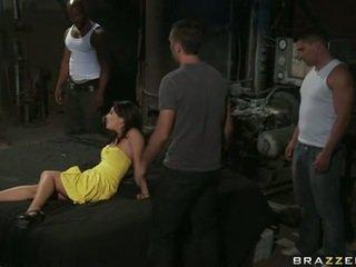 Asa akira blowing একটি কঠিন জিনিস এর টীম এর কামাসক্ত boyz