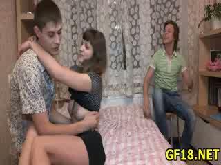 full cute, real juicy scene, fun whore