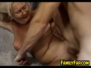 fun granny best, blowjob rated, old+young