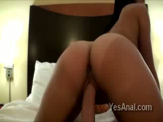 Extremely nice brunette Hooker Stephani Moretti gets fucked in POV