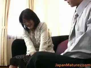 japanese, gruppe sex, store bryster, blowjob