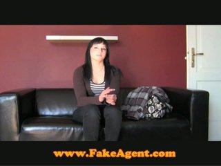Fake szereplőválogatás agent snags egy szép fasz