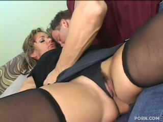 Horny Mother