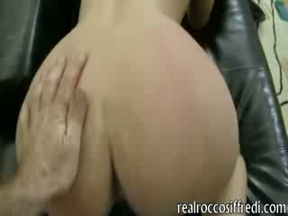 Big titted lexy deepthroats and painful göte sikişmek pounding in doggie