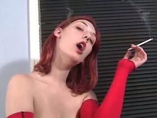 smoking ideal, nice redhead all, nude görmek