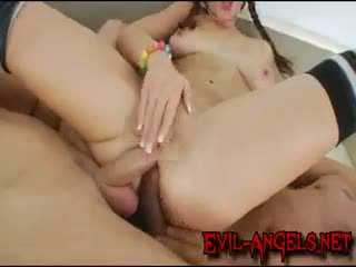 The Most Brutal Double Anal Scene Ever!