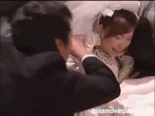 forró japán szép, szép egyenruha teljesen, minden brides