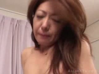 Japanese Mom With Great Hangers Video