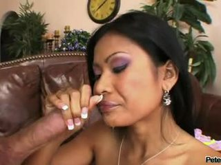 Lusty Slut PrIva Takes A MBootyive Ramrod Deep In That Boyr Slippery Hot Mouth