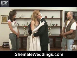 ผสม ของ ภาพยนตร์ โดย กระเทยแปลงเพศ weddings