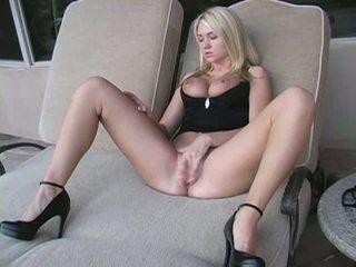 Alison Angel Masturbates Video