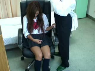 Spycam Schoolgirl Misused By Doctor 3