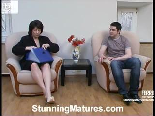 JuliAna And Adam Kinky Senior Action