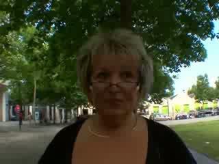 Carole फ्रेंच मेच्यूर एनल गड़बड़