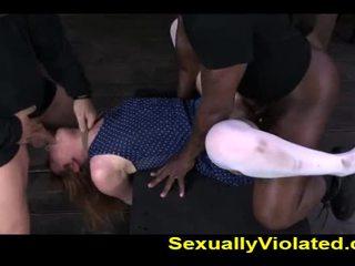 blowjob, submission, interracial, bdsm