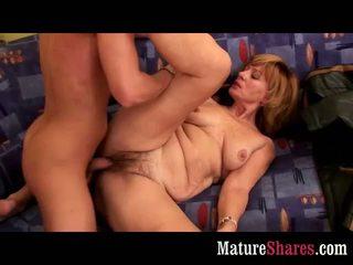 abuelita, mamada, masturbación