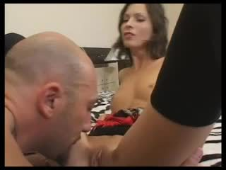 Fucking my gf and her sister anal Video