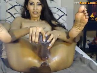 Asiatico pupa mai linn loves anale