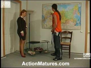 Amesteca de gilbert, christina, esther de acțiune maturitate