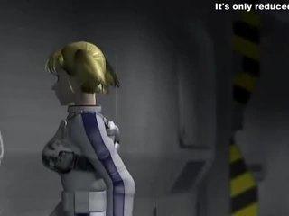 Campuran daripada campuran video-video oleh 3d hentai video