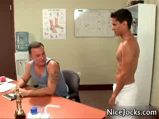 Sexy jocks fucking and sucking gay porn
