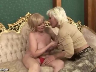 lesbian sex, old and young, hd porn
