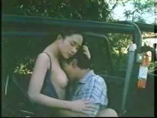 Asian couple jungle sex Video