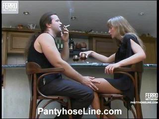 flash stocking, famous stocking girls, porn sights stockings