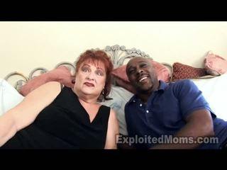 Mummo gets vulva pounded mukaan iso eebenpuu thang