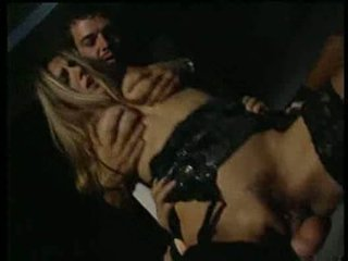 Selen having sexin the kino