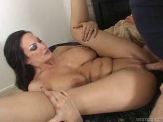 Check This Out! MILF Stephanie Wylde Together Near Her Large Boobs!