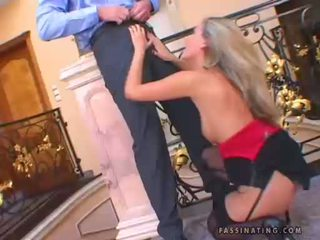 Victoria Swinger Blows A Hardrock Shaft Outdoor