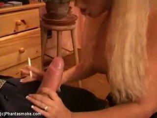 Maduras Fumando - Porno TeatroPornocom